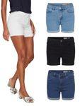 Vero Moda Damen Jeans-Shorts vmHot Seven [1]