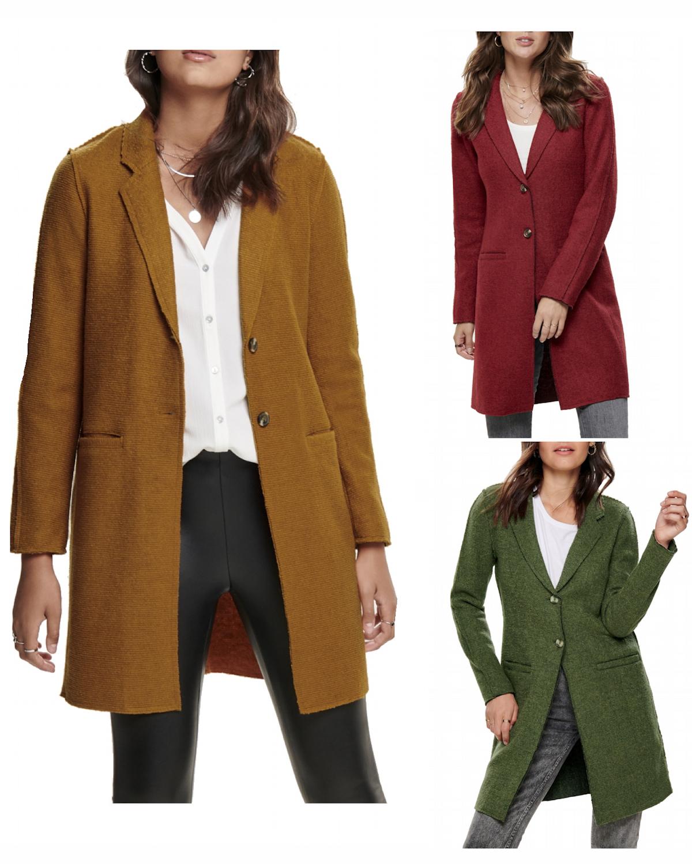 best deals on 05f76 e3437 Only Damen Woll-Mantel onlNew Ella Wool Coat 15139120