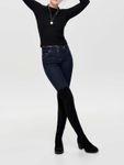 Only Damen Onlemma L/S High Neck Top JRS Langarmshirt  [5]
