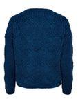 Only Damen grober Strick Sweater onlHavana L/S Pullover  [3]