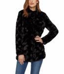 Vero Moda Damen Vmcurl High Neck Faux Fur Jacket Jacke Kunstfell [1]
