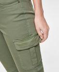 Only Damen Cargo Hose onlMissouri Military Ankel Pant grün [4]