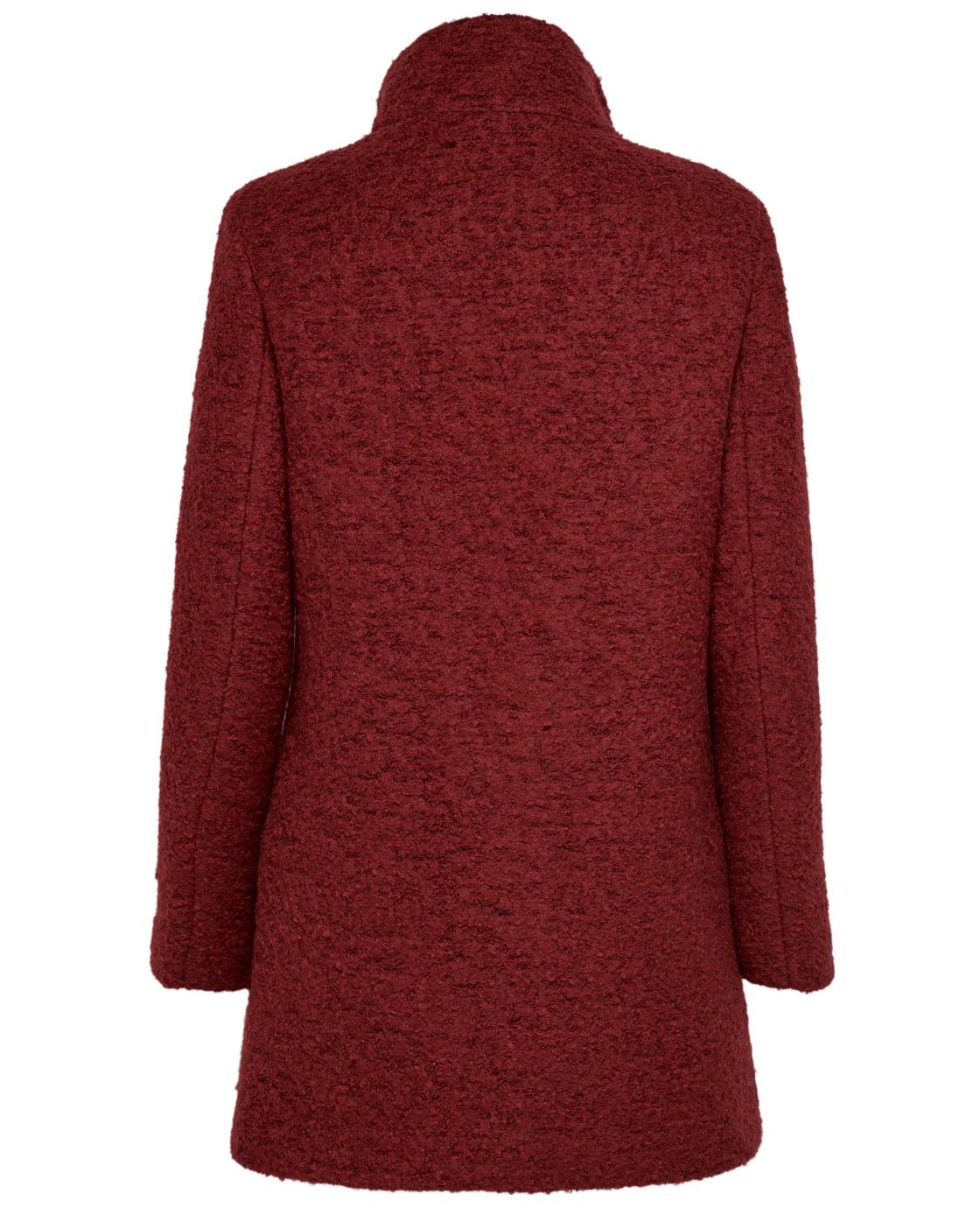 Only płaszcz damski onlally Sophia wool Coat CC otw, kolor: szary (Light Grey Melange), rozmiar: 40 (rozmiar producenta: L) B073RKV944