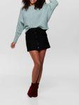 Only Damen Pulli Onldaniella L/S Pullover Knt Ripp Strick [3]