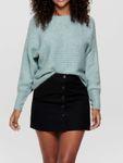 Only Damen Pulli Onldaniella L/S Pullover Knt Ripp Strick [4]