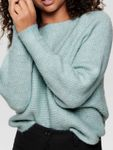 Only Damen Pulli Onldaniella L/S Pullover Knt Ripp Strick [5]