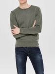 Only & Sons Herren Sweater Pullover 2 Wash Crew Neck Knit  [2]