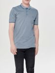 Only & Sons Herren Poloshirt OnsStan Life Ss Fitted Polotee [4]