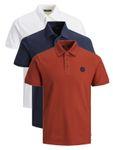 Jack & Jones Herren Poloshirt JPRangus Polo kurzarm Shirt [1]