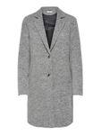 ONLY Damen Mantel Onlcarrie Mel Coat Cc Otw melange Knöpfe [2]