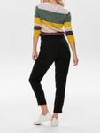 Only Damen sweater OnlSusi L/S Srtip Pullover Knt Wolle [5]