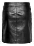 Only Damen Rock in Kunstlederoptik OnlGlow Faux Leather  [3]