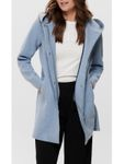 Only Damen-Übergangs-Mantel onlSiri Bonded Hood Coat  [5]