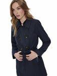 ONLY Damen Mantel Jacke onlValeria langer Trenchcoat [5]