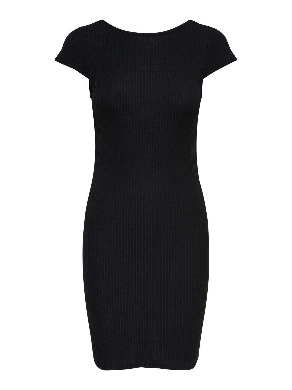 Only Damen kurzes sexy Kleid Onlpablo Capsleeve Dress ...