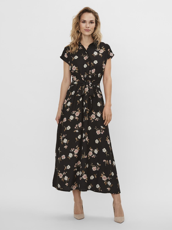 Vero Moda Damen Maxi Sommerkleid Vmtallie Blumen Kleid Lang 10240857 Bei Markendealer De Findest Du Mode Accessoires Und Sportartikel Mit Preisvorteil