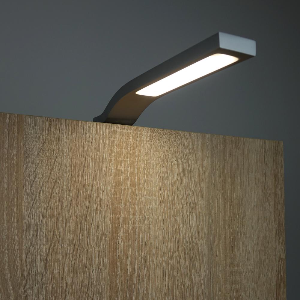 LED Lámpara para Montar de Armario Iluminación Vitrinas ...