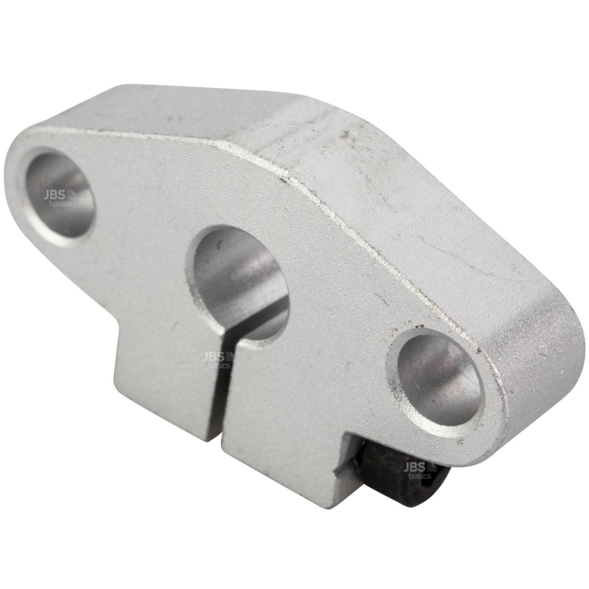 ► 1 Stk SHF10 Wellenhalter 10mm Welle CNC 3D Drucker Linearführung SHF Halterung