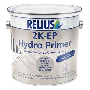 Relius 2K EP Hydro Primer Komponente A Stammmaterial Hellgrau 1.5 kg