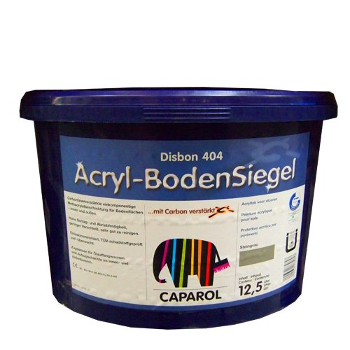 Caparol Disbon 404 BodenSiegel 12,5 Liter Steingrau