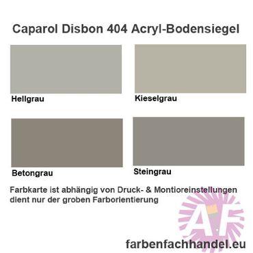 Caparol Disbon 404 BodenSiegel 12,5 Liter Steingrau – Bild 2