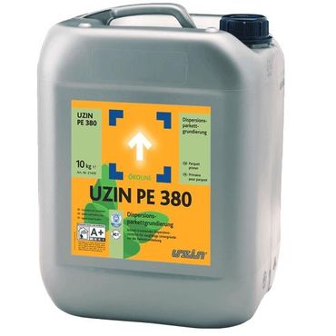 Uzin Grundierung PE 380 Dispersions-Parkett-Grundierung 10 kg