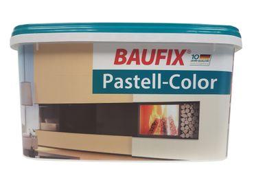 BAUFIX Pastell Color Wand & Decken Farbe 5 liter Matt Farbton Wählbar