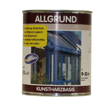 Wilckens Allgrund, Kunstharzbasis weiß 750 ml