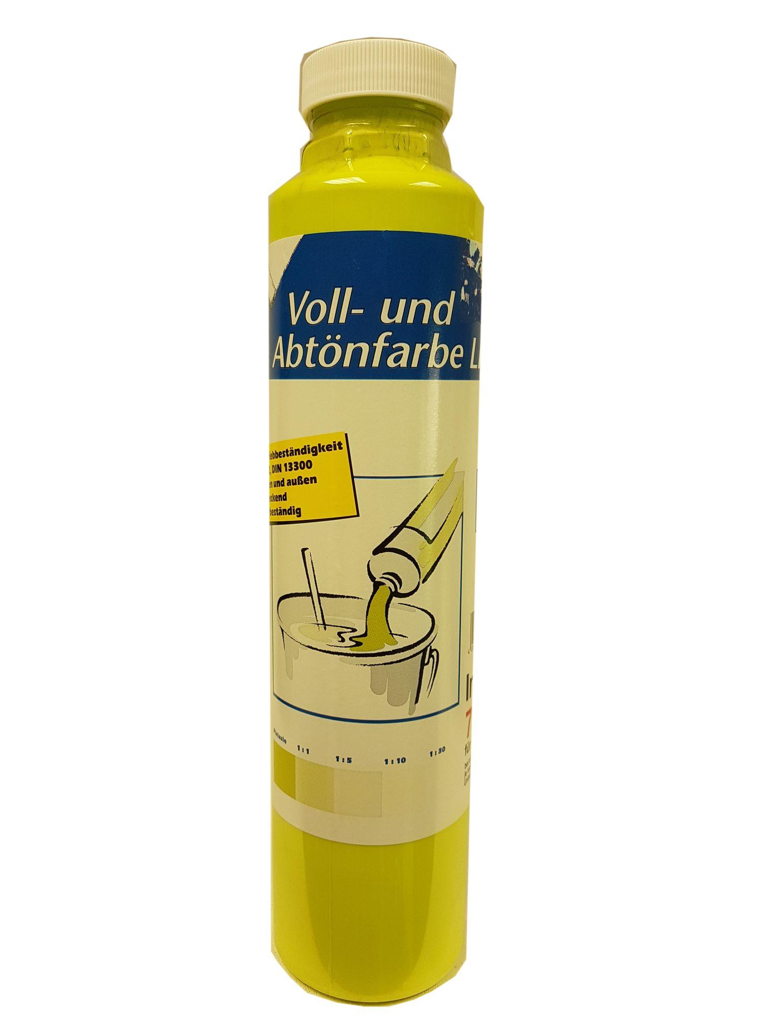 2x750 ml Wilckens Voll-und Abtönfarbe matt 1,5 Liter Farbwahl