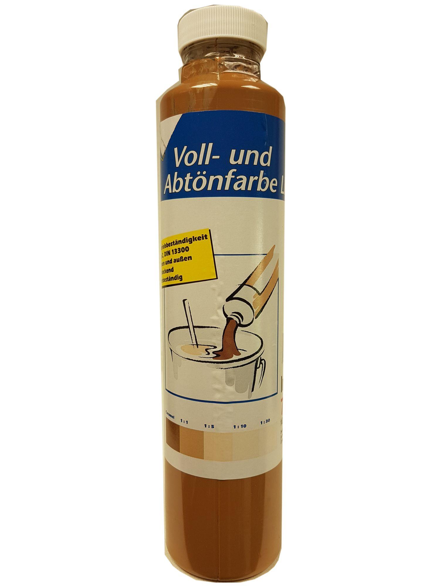 Wilckens Voll-und Abtönfarbe  innen&außen Lösemittelfrei matt 750 ml Farbton Wählbar