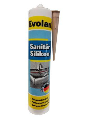 5x Meffert  Evolan Sanitär Silikon Farbton Wählbar 1,5 L – Bild 4