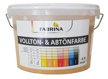 Fabrina Vollton Abtonfarbe Farbintensive Dispersionsfarbe Innen