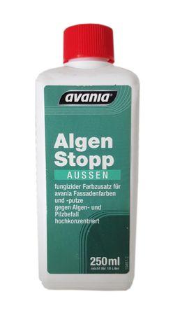 3 x 250 ml Avania Algenstop Spezial Aussen 750 ml