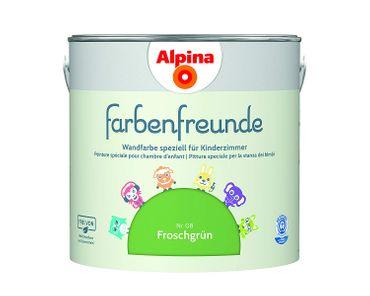 Alpina Farbenfreunde Wandfarben 2,5 L Farbwahl – Bild 5