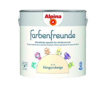 Alpina Farbenfreunde Wandfarben 2,5 L Farbwahl – Bild 11