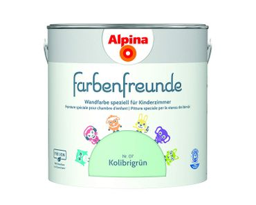 Alpina Farbenfreunde Wandfarben 2,5 L Farbwahl – Bild 23