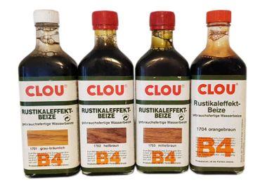 2 x 0,25 L Aqua Clou B4 Rustikaleffekt Beize Farbwahl 0,5 L