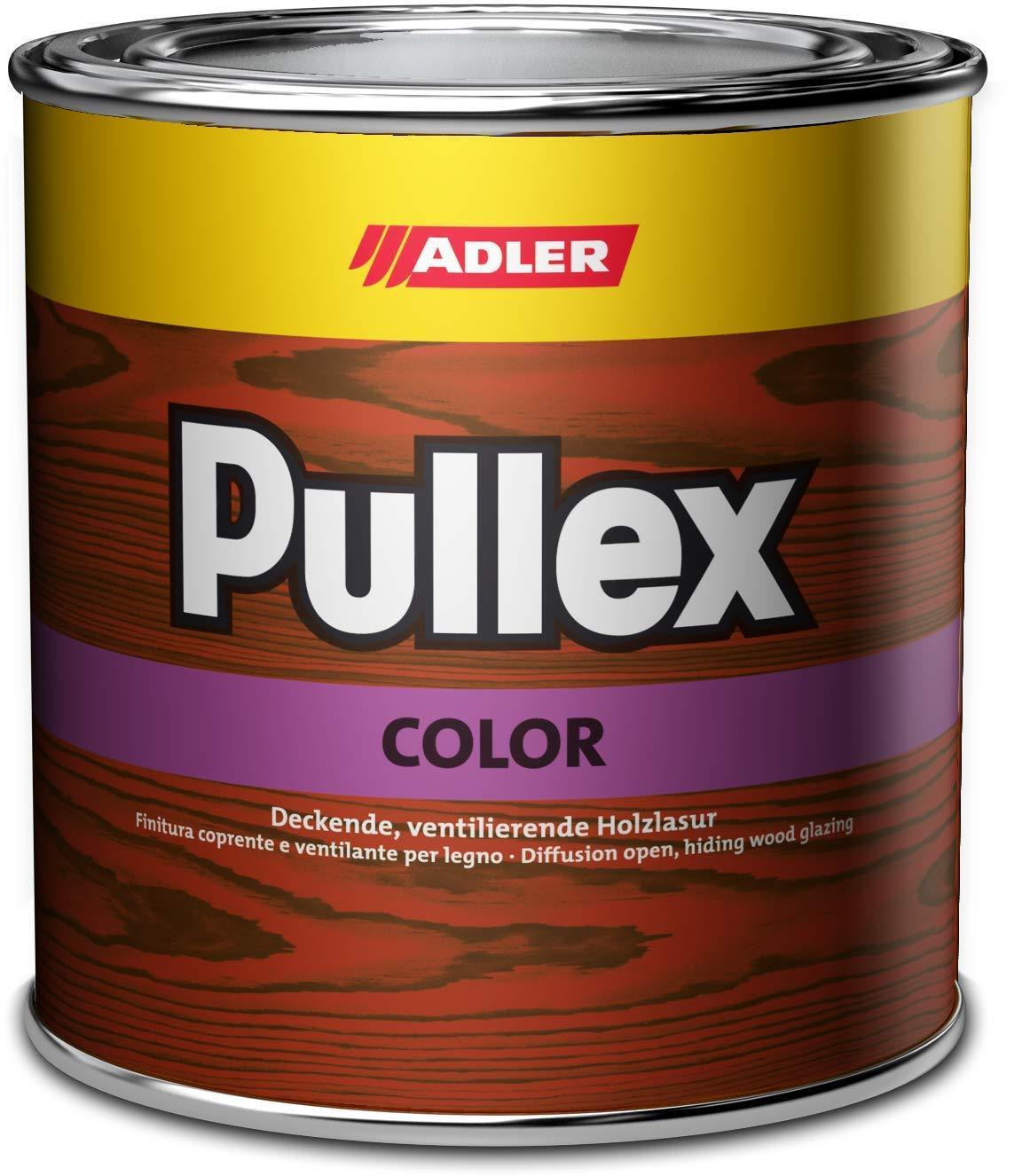 Adler Pullex Color Deckende Ventilierende Holzlasur Farbwahl 2,5 L