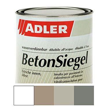 Adler Beton-Siegel W10 Weiß, tönbar 0,75 L