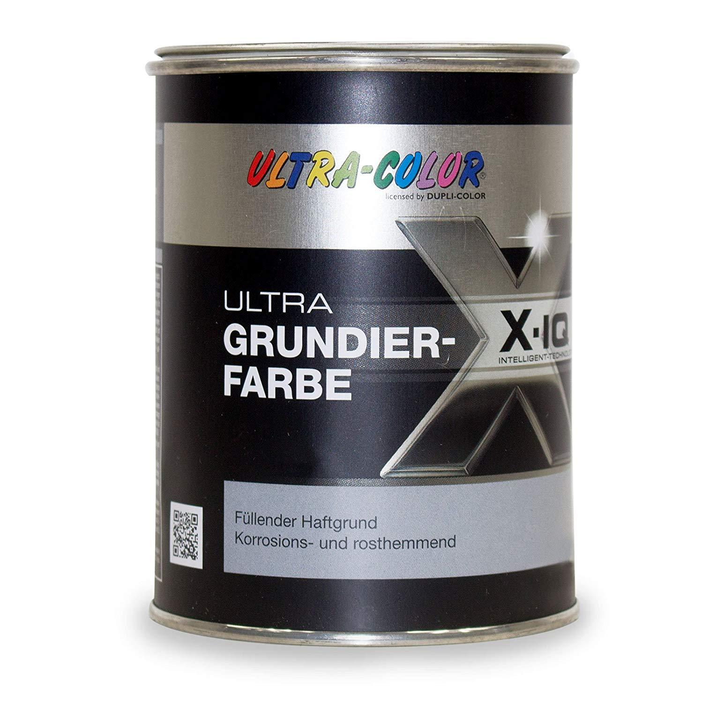 3x0,5 L Ultra-Color Ultra Grundierfarbe weiß innen/außen 1,5 L