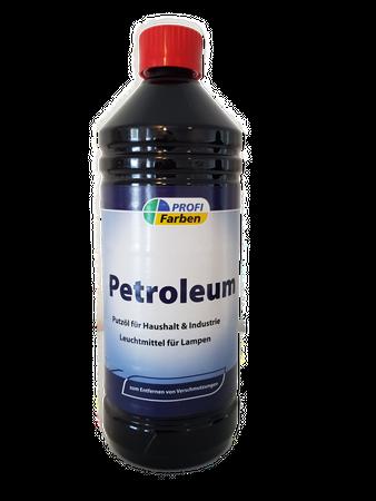 7x1 L Profi Farben Petroleum 7 Liter