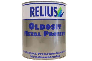 Relius Oldosit Metal Protect Metallschutz Weiß 0,75 Liter