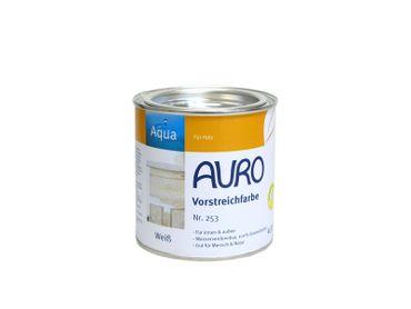 Auro Nr. 253 Vorstreichfarbe Weiß 375 ml