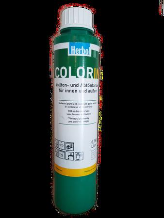 2x0,75 l Herbol Color In Vollton- und Abtönfarbe Matt Innen 1,5 Liter Farbwahl – Bild 2