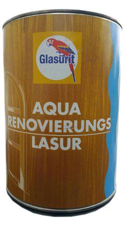 Glasurit Holzlasur Seidenglänzend  Wenge, für Aussen 2,5 Liter