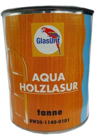 Glasurit Aqua Holzlasur 0,75 l