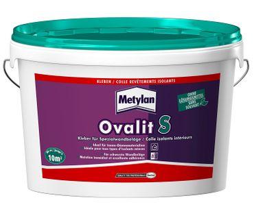Metylan Ovalit S Spezialwandbelags-Kleber 12 kg
