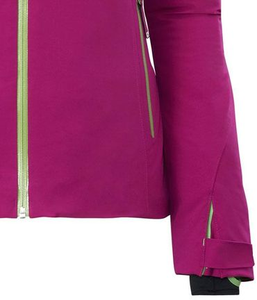 Salomon SPEED Damen Snowboard Skijacke Lila  – Bild 4