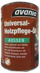 Avania Universal Holzpflege-Öl Aussen Farblos 2,5 Liter 001