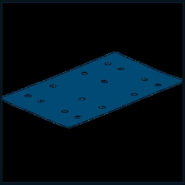 Festool Schleifstreifen Granat STF 115x228 K120 100 Stk